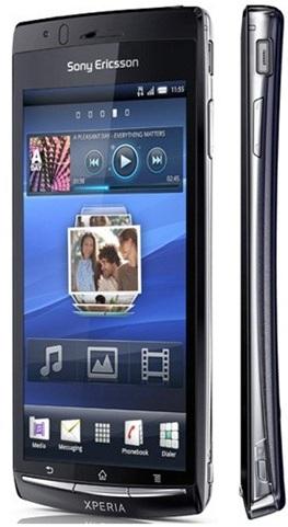 Réparation vitre tactile et écran LCD Sony Ericsson Xpéria ARC X12 Paris