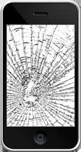 réparation vitre tactile iPhone 3G 3GS Paris 40€ 12ème