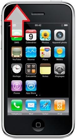 réparation prise jack iPhone 3G 3GS  Paris