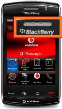 Réparation remplacement Haut Parleur Blackberry Storm2 9520 Paris Montgallet