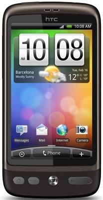 Réparation changement Vitre écran Tactile HTC Désire Paris Montgallet
