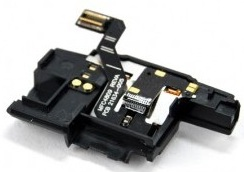 réparation lecteur micro sd cassé sur blackberry Bold 9700 9780