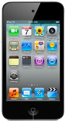 Réparation écran lcd et Tactile iPod Touch 4 Paris 12ème Montgallet. Fix Screen lcd + digitizer iPod Touch 4 in Paris