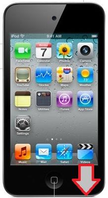 Réparation prise jack (prise écouteur) iPod Touch 4 Paris 12ème Montgallet. Fix jack ipod Touch 4 in Paris