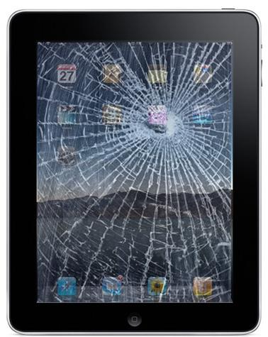 Réparation iPad 1 cassé