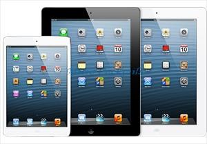 réparation famille iPad