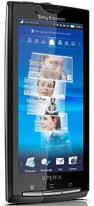 réparation ecran vitre tactile ou LCD xpéria x10 paris