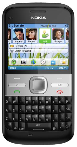 Rparation écran lcd Nokia E5 Paris 12ème Montgallet