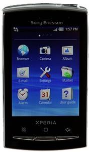 Réparation vitre tactile et écran LCD Sony Ericsson Xpéria Mini X02 Paris