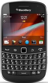 Réparation écran cassé vitre cassée Blackberry Bold 9900