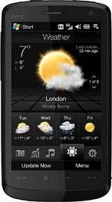 Réparation écran cassé, vitre cassée fissurée HTC Touch HD T8282