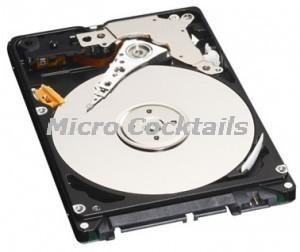 changement disque dur macbook pro unibody 500Go