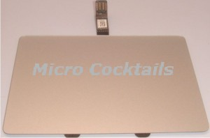 changement trackpad Macbook unibody alu 13.3""