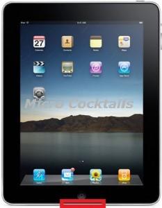 Réparation Connecteur Dock Charge sur iPad 1
