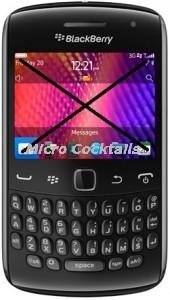 Changement écran cassé BlackBerry Curve 9360