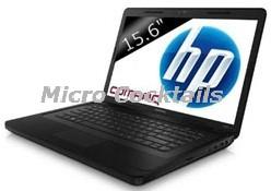 réparation écran cassé HP Compaq présario