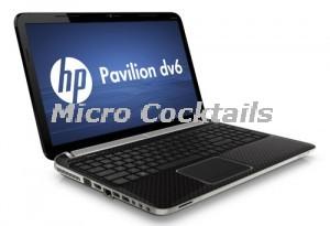 """Réparation écran cassé ordinateur portable HP Pavilion dv6-6149sf 15,6"""" LED"""
