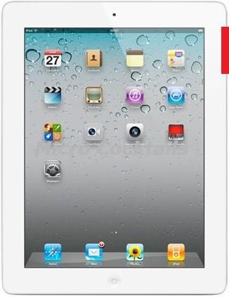 réparation du bouton volume sur iPad 2