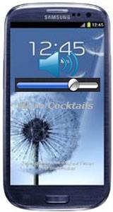Réparation Bouton Volume Galaxy S3 4G