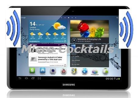 Réparation Haut Parleur Galaxy Tab2 P5110