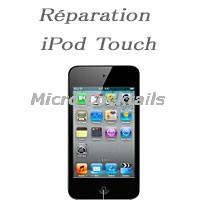 Réparation iPod Touch