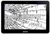 Réparation vitre cassée Samsung Galaxy Tab 2 10 P5100