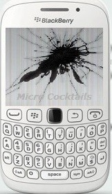 reparation ecran blackberry curve 9320