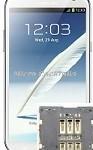 Réparation Lecteur Sim Galaxy Note 2