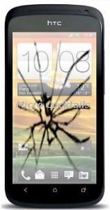 Remplacement vitre cassée HTC one S