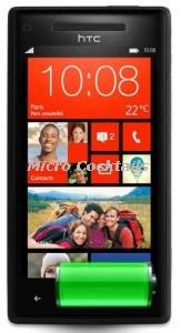 Remplacement de batterie HTC 8X