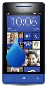 Désoxydation HTC 8S tombé dans l'eau