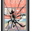 Changement de vitre cassée sur HTC 8X