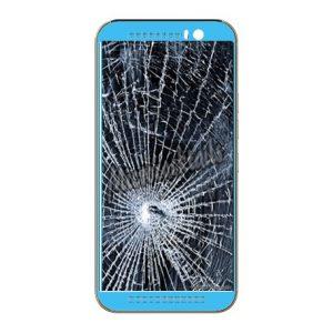 réparation écran cassé HTC One M8