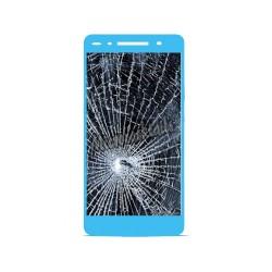 reparation ecran casse vitre lcd One plus X