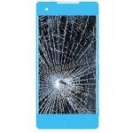 reparation ecran casse vitre lcd sony xperia L1