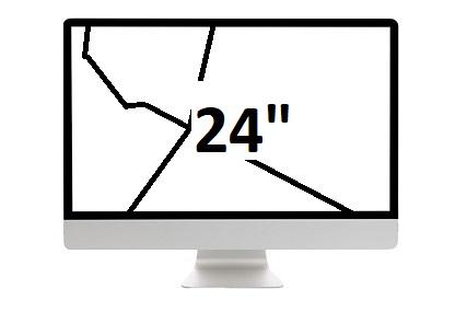 r paration vitre imac intel 24 a1225 emc 2134 et 2211 centre r paration paris montgallet. Black Bedroom Furniture Sets. Home Design Ideas