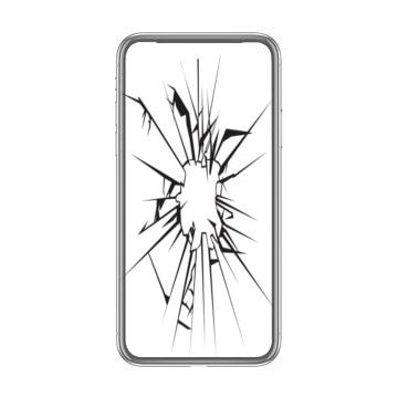 Réparation écran cassé vitre fissurée Google Pixel 4 XL